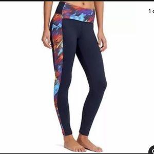 ✨Athleta Polartec Colorburst Fleece Lined Leggings